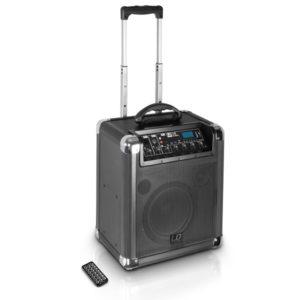 ABH-Deco - Haut parleur actif sur batterie