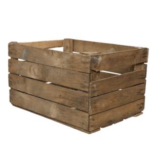 ABH-Deco - Caisse en bois