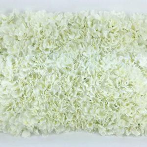 ABH-Deco - Plaque mur de fleur blanche