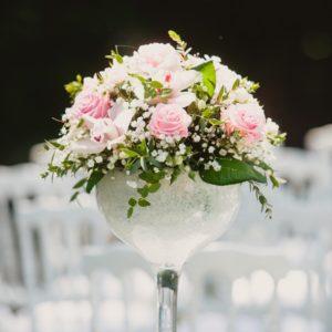 Vase bonbonnière