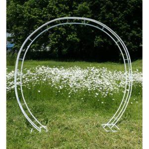 ABH-Deco - arche en fer ronde