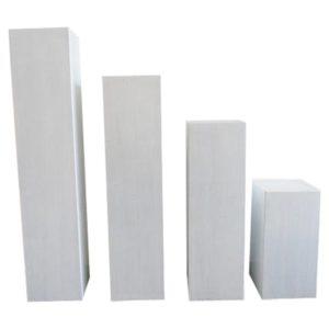 ABH-Deco - Colonne blanche